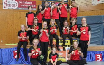 Badische Schülermeisterschaft in Gutach