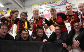 Deutsche Meisterschaft der Schüler in Augustdorf