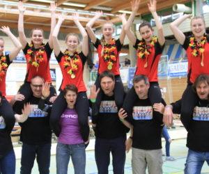 Deutschen Hallenradsportmeisterschaft der Junioren am 28./29. April 2018 in Nufringen