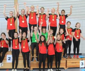 Badische Schülermeisterschaft am 06. Mai 2018 in Bauschlot-Neulingen
