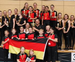 Der Gold-Pokal für 2017 geht an den RMSV Aach