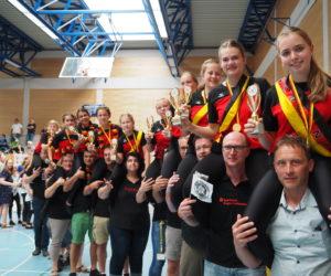 Deutsche Schülermeisterschaft 26./17. Mai 2018 in Worms