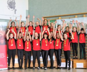 Badische Schülermeisterschaft am  25. Mai 2019 in Mühlhausen-Ehingen