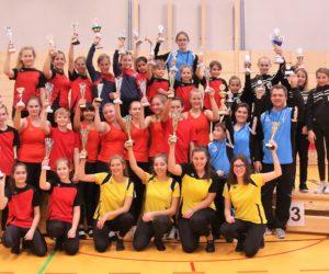 Bericht vom Bezirks-Pokal –4 Durchgang- Finale am 24.10.2019 in Volkertshausen
