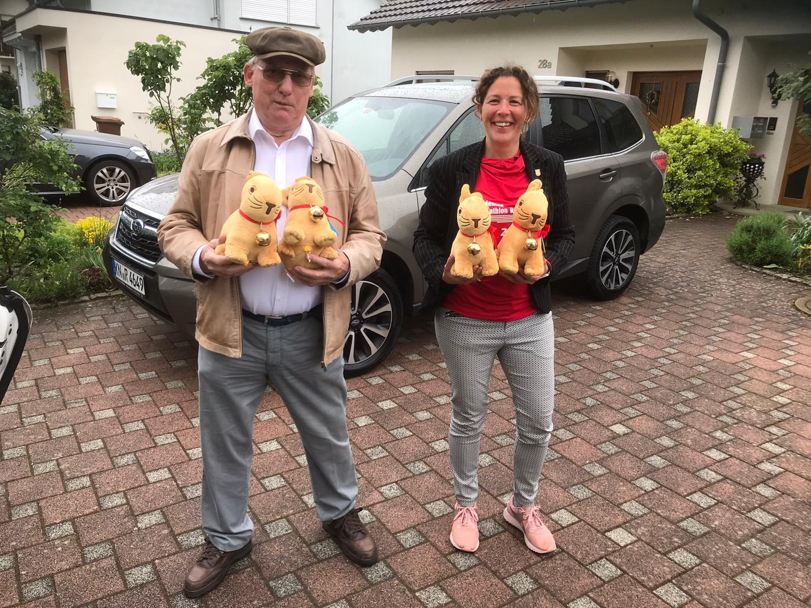 Corona-Hasen-Aktion von Herrn Baumgartner