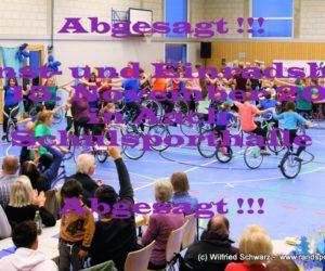 Aacher Kunst- und Einradshow 2020 fällt aus