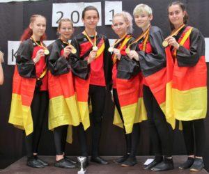 Deutsche Schülermeisterschaft am 15.08.2021 in Amorbach / Odenwald