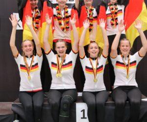 Deutsche Juniorenmeisterschaft am 15. August 2021 in Amorbach / Odenwald
